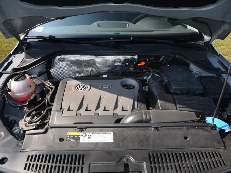 Volkswagen Tiguan motor