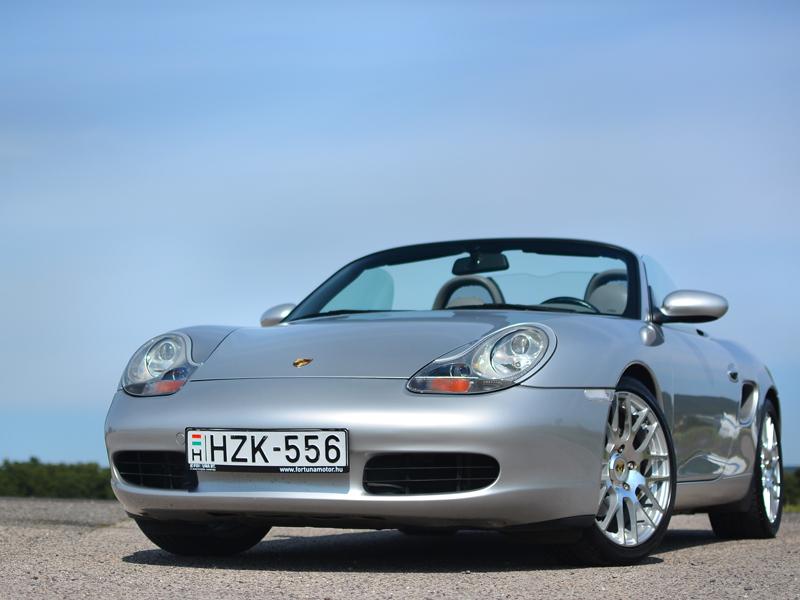 Photo of Porsche Boxster 986 teszt – használt roadsterek királya?