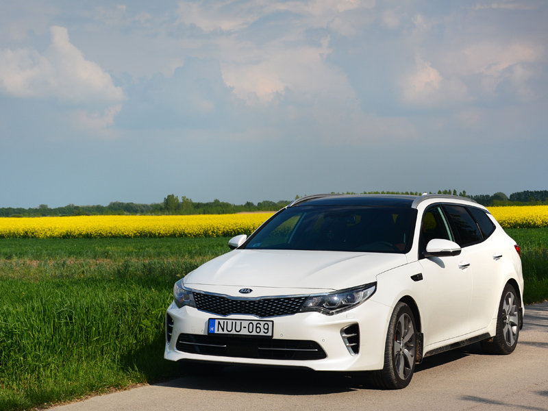 Photo of Az optimumon túl? – Kia Optima SW GT teszt