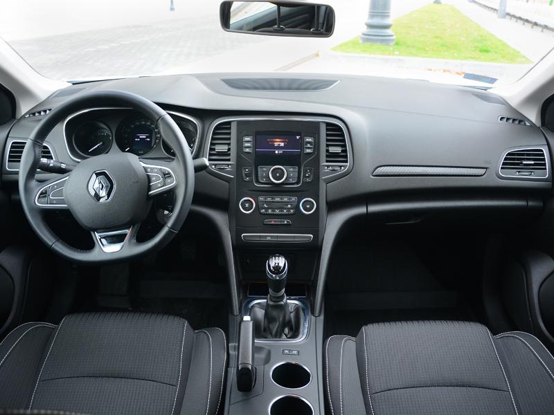 Renault Mégane beltér