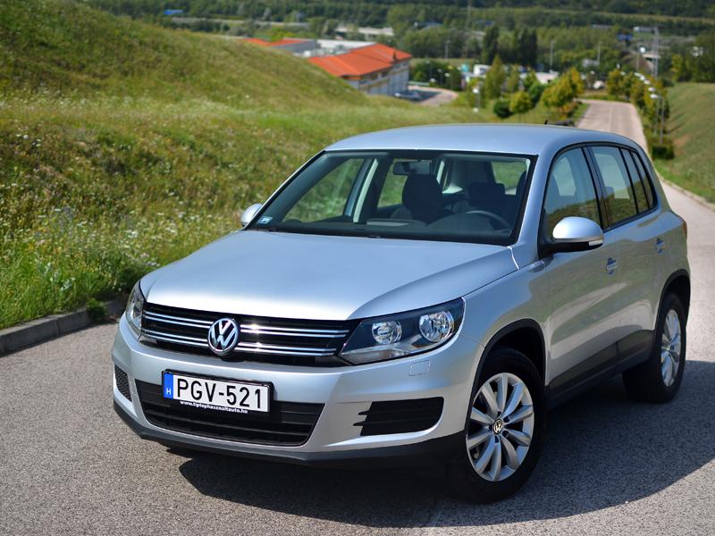 Photo of Volkswagen Tiguan teszt – bírja a strapát?