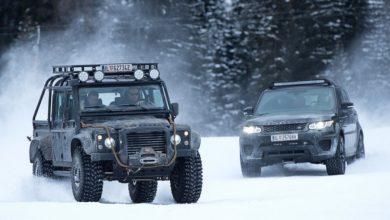 Photo of Új 007-es küldetésen a Jaguar Land Rover