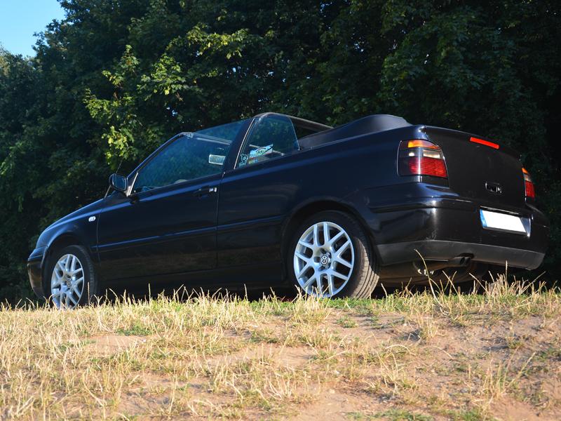 Golf IV Cabrio