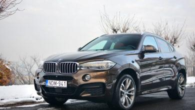 Photo of BMW X6 40d teszt – ámulat és irracionalitás