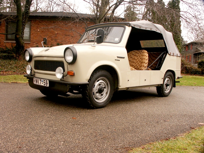 Photo of Trabant Tramp reklámfilm