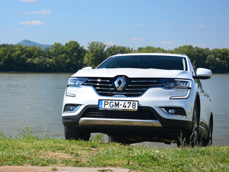 Photo of Renault Koleos a SportVerdában