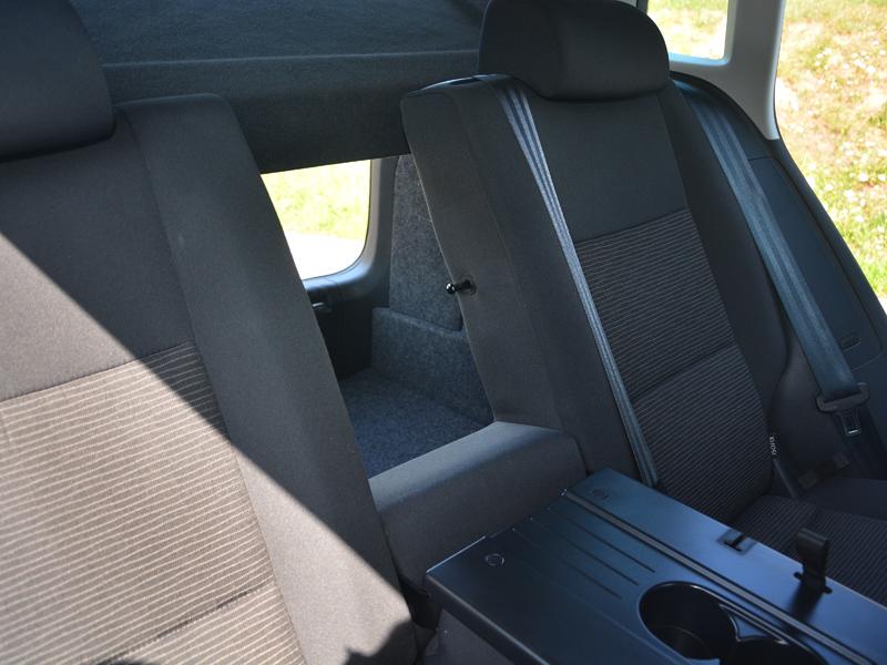 Volkswagen Tiguan csomagtartó