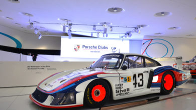 Photo of Legendák közt – a Porsche Múzeumban jártunk a márka 70. születésnapja alkalmából
