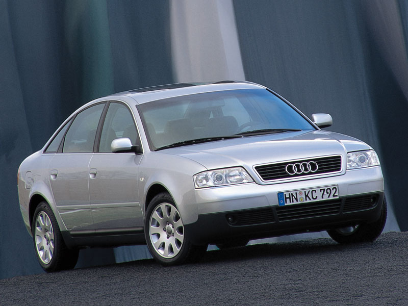 Photo of Audi A6 1999-ből