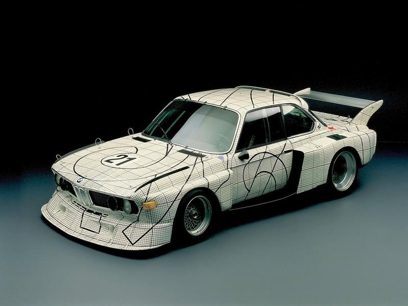 Photo of BMW Art Cars sorozat – száguldó művészet