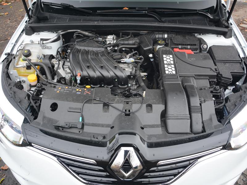 Renault Mégane motor