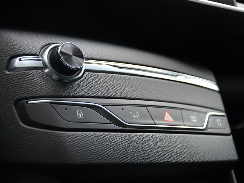 Peugeot 308 beltér