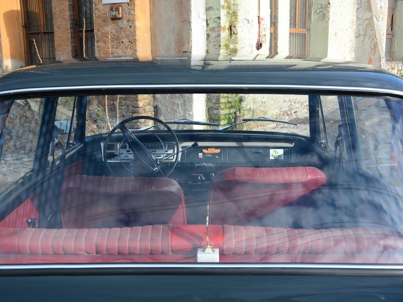 Polski Fiat belső