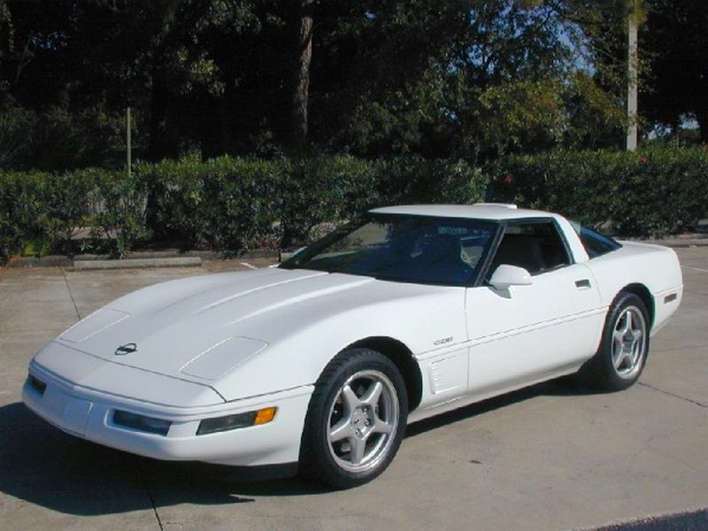 Photo of Corvette C4
