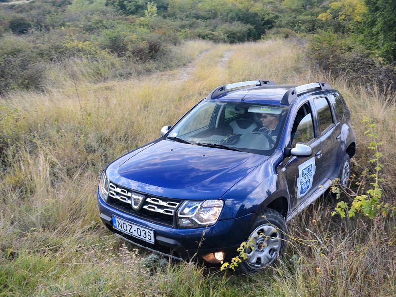 Photo of Dacia Duster – telekjáró terepjáró