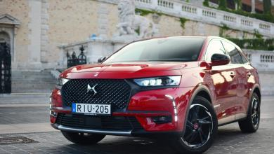 Photo of DS7 Crossback Performance Line teszt – ámulat a giccs határán