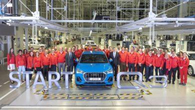 Photo of 80 000 négyzetméteres üzemet épített az Audi