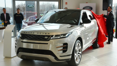 Photo of Sajtóbemutató: Range Rover Evoque