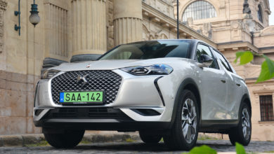 Photo of DS 3 Crossback E-Tense: különcök és ínyencek villanydömpere