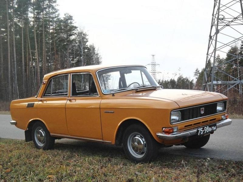 Photo of 40 éves a Moszkvics 2140