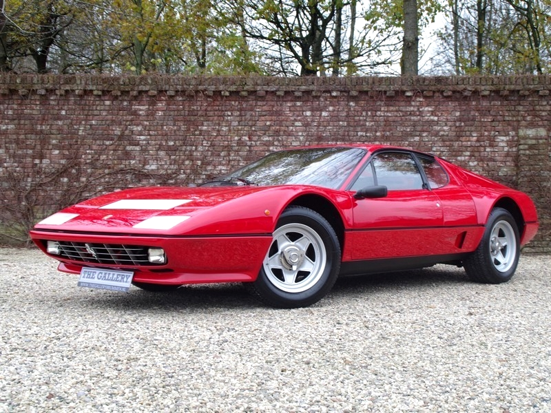 Photo of Ferrari BB 512i (1983)
