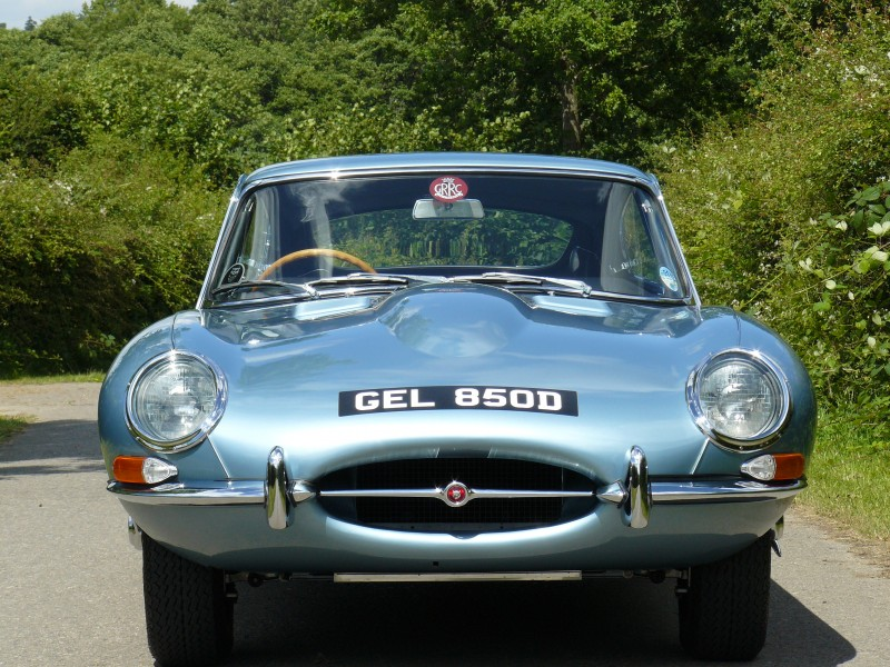 Photo of Jaguar E-Type Series 1.