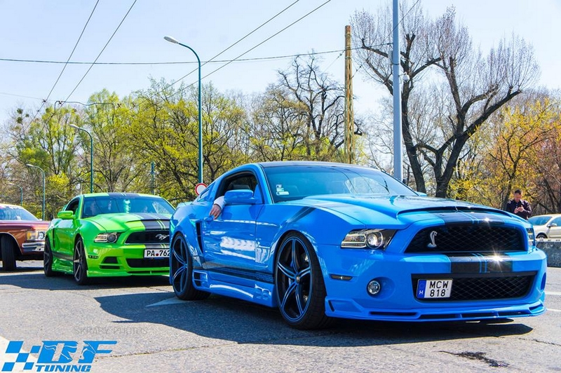 Photo of Mustang DF Tuning