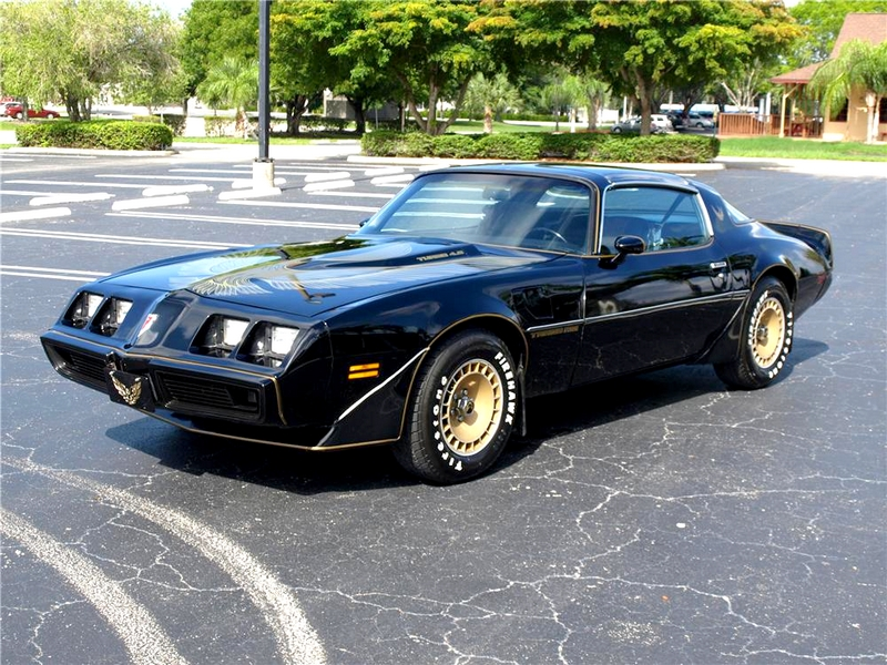 Photo of Pontiac Trans Am (1981)