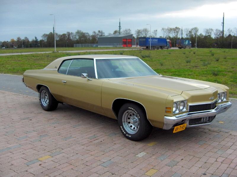Photo of Chevrolet Impala Coupe