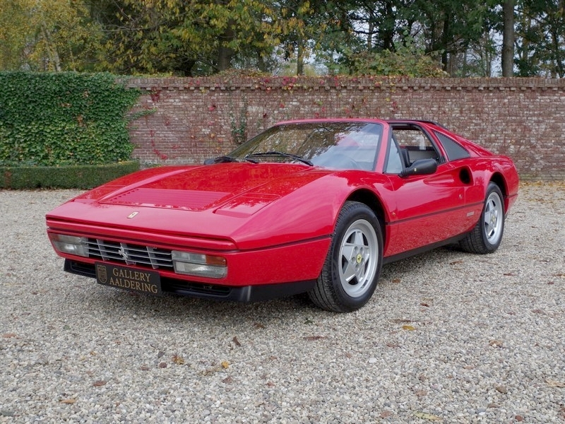 Photo of Ferrari 328 GTS