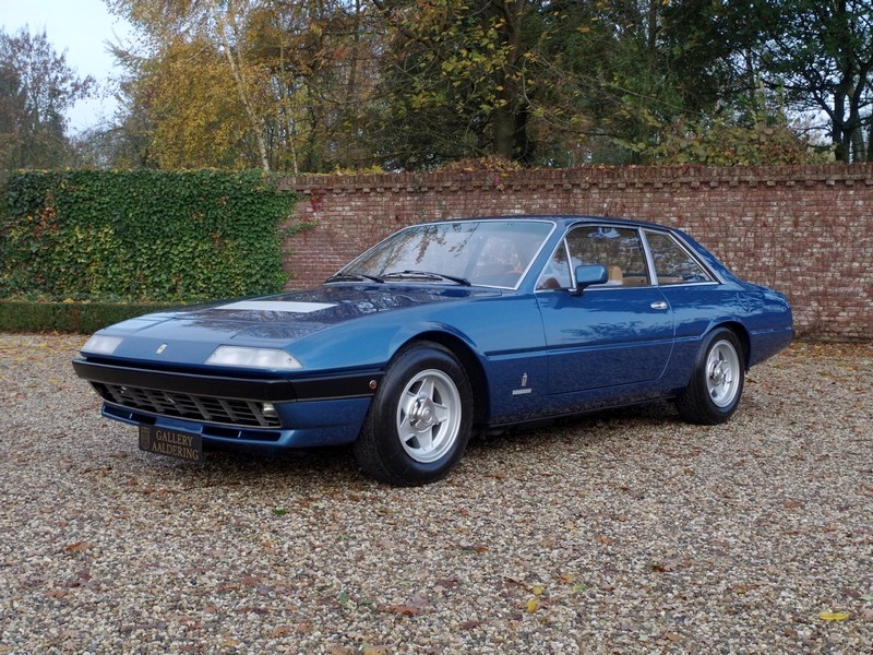 Photo of Ferrari 365 GT4 2+2