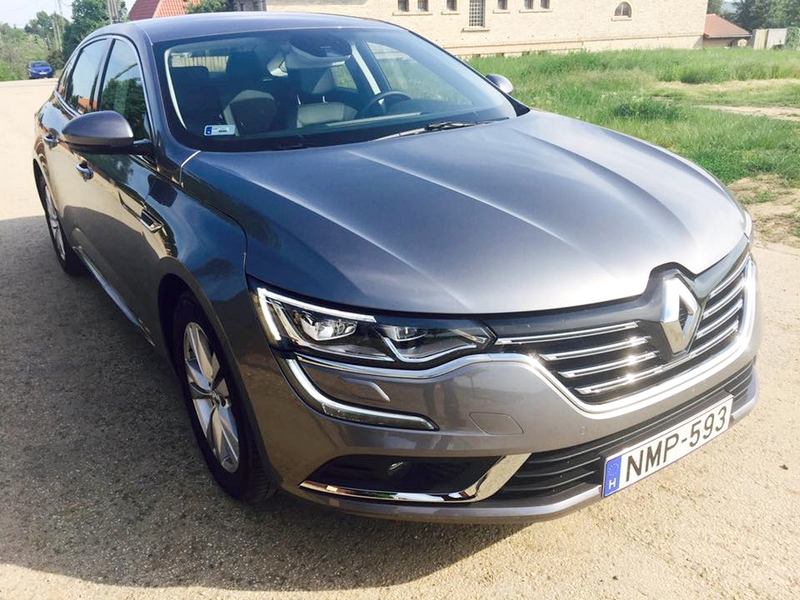 Photo of Autósmozi – Renault Talisman