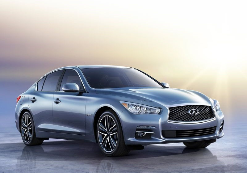 Photo of Infiniti Q50 – luxushibrid