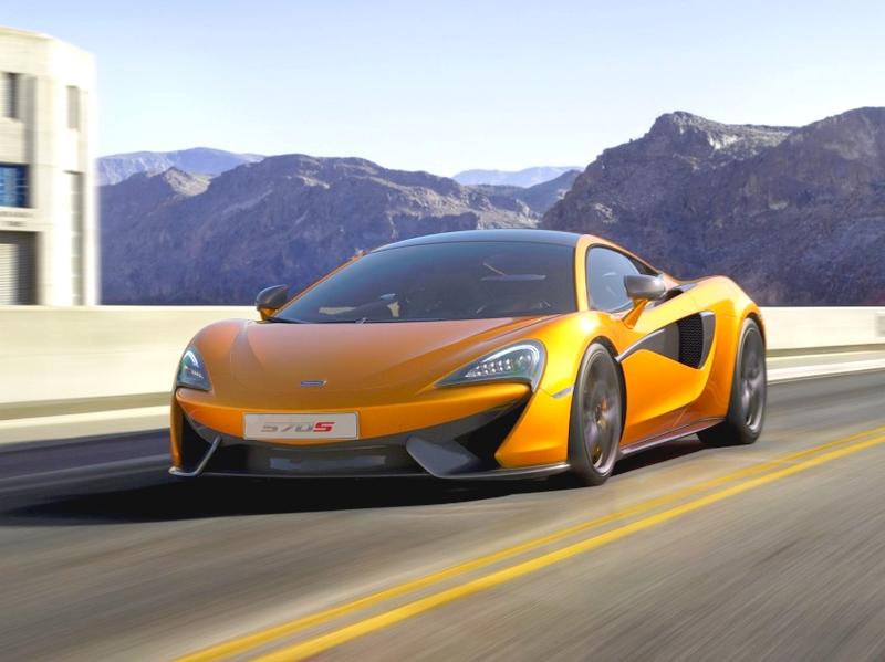 Photo of Jön az új McLaren
