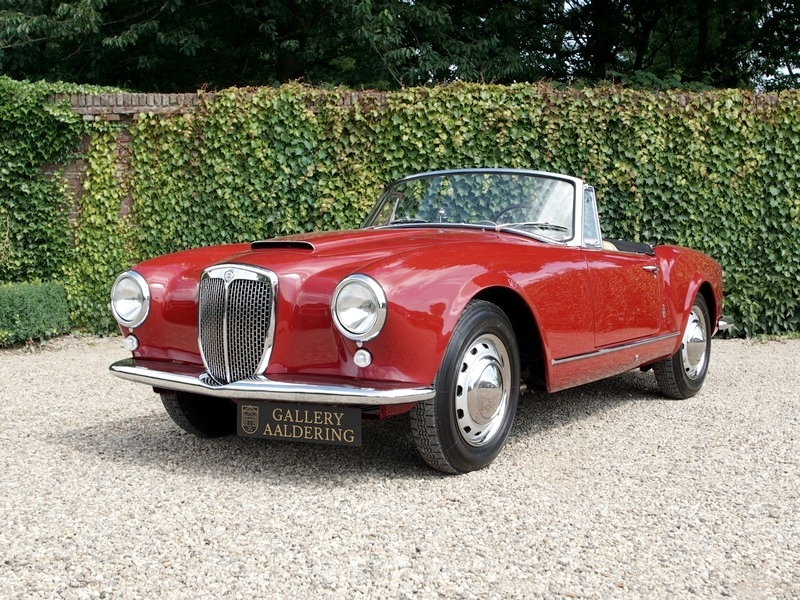 Photo of Lancia Aurelia B24 S Convertible