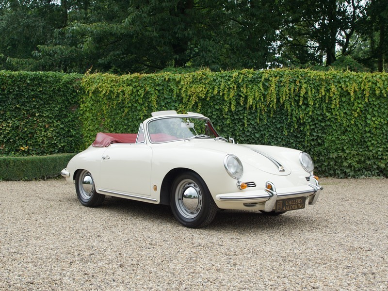 Photo of Porsche 356 B Convertible
