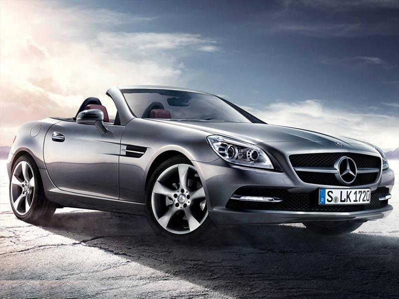 Photo of Mercedes SLK kabrió – engedd ki a hajad