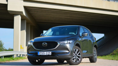 Photo of Mazda CX-5 G194 Revolution Top AWD teszt – (t)rendben van
