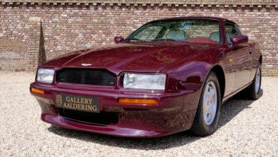 Photo of Aston Martin Virage (1990)