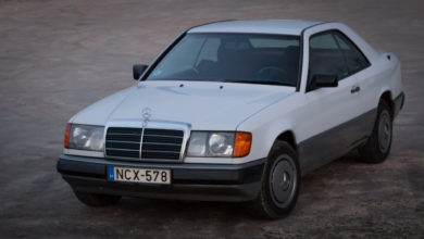 Photo of Mercedes-Benz C124 230CE teszt – örökifjú csillag