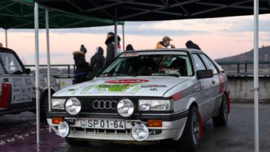 Photo of Kerek évfordulót ünnepelt a Szilveszter Rallye