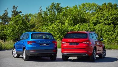 Photo of 2020-ra felfrissül a Škoda Kodiaq és Karoq páros