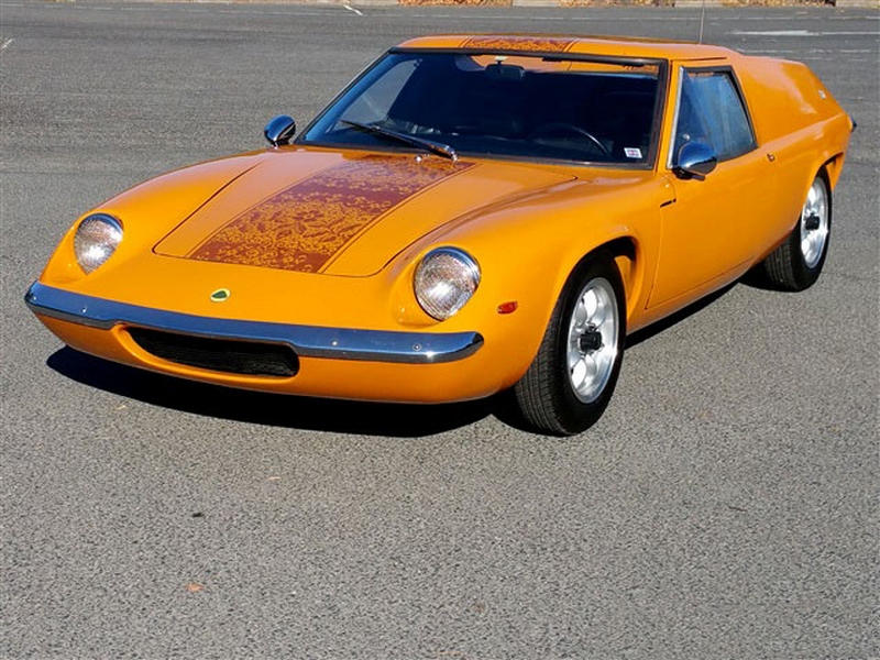 Photo of Lotus Europa S1A (1967)