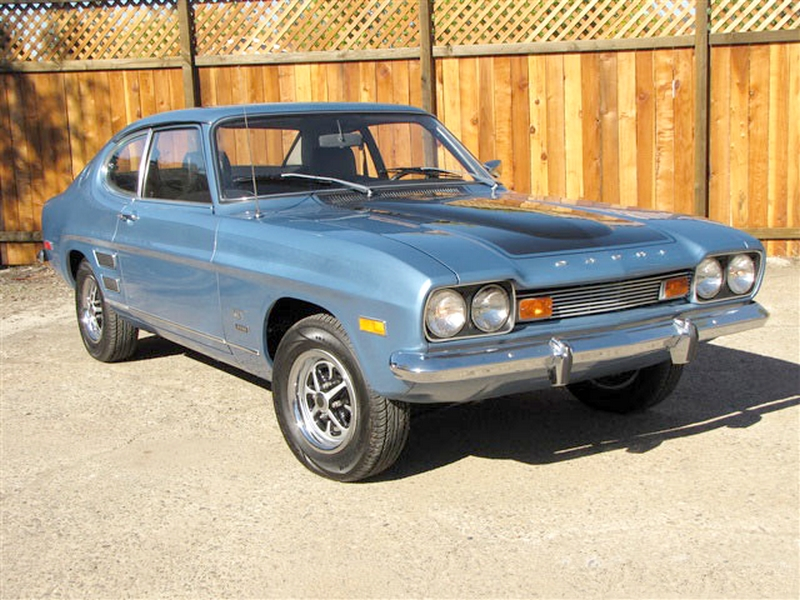 Photo of Ford Mercury Capri GT 2000 (1972)