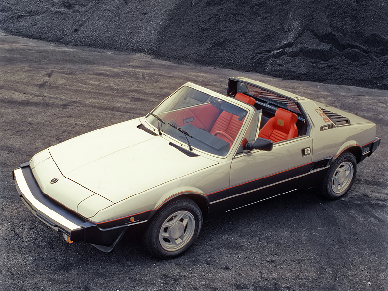 Photo of Apró olasz paripa – Fiat X1/9