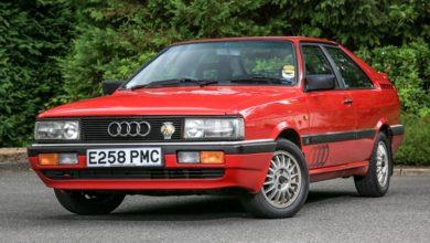 Photo of Audi Coupé GT – varázslatos jobbkormányos '88-ból