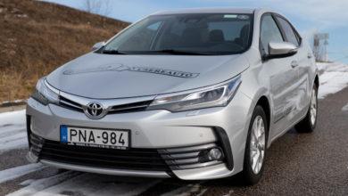 Photo of Toyota Corolla 1.6 Valvematic Multidrive S teszt – a japán autó, személyesen