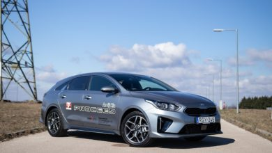 Photo of Kia ProCeed 1.4 T-GDI GT Line teszt – formás idomok