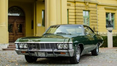 Photo of Chevrolet Impala Sport Coupe (1967)