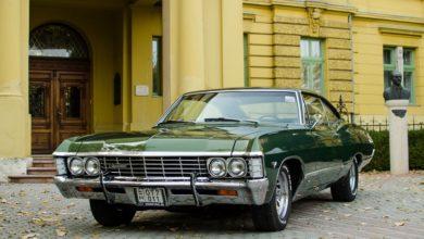 Photo of Chevrolet Impala Sport Coupe (1967)